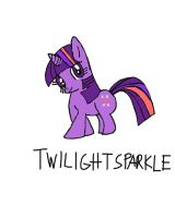 Twilight Sparkle by tanlisette