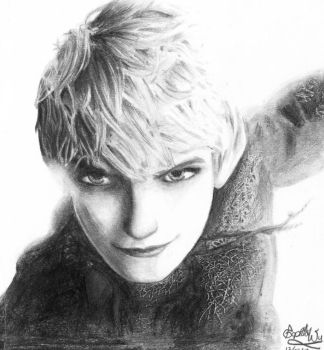 Jack Frost by mangafox23