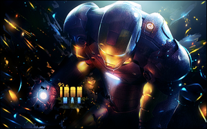 Iron Man by Mohamed-HHs