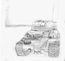 Sherman Firefly by SimonLMoore