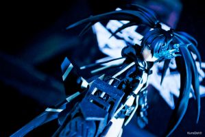 Black Rock Shooter - The Game [Side] by KuroDot