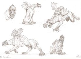 The deadly Rakkida by SkekLa
