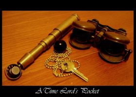 A Time Lord's Pocket 2 by Police-Box-Traveler