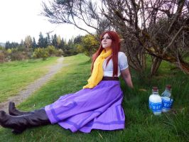 Malon: A Moment to Relax by Kimmi-Cosplay