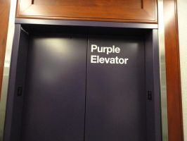 Purple elevator by im-Rem