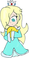 Rosalina and luma by RobyApolonio