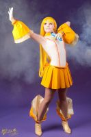 Coco - yellow mermaid by Lilian-hime
