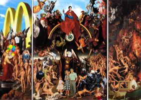 The Last Judgment by Stabeor