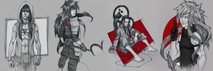 Madara Sketches by Giando1611990