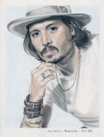 Johnny Depp 2006 by shaman-art