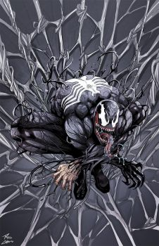 Venom commission by phil-cho