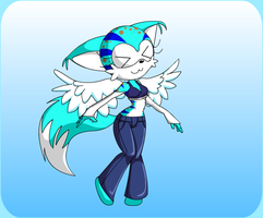 Me: Sonic Version by LoveAnime321
