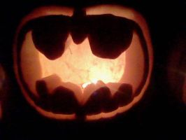 Batman Pumpkin Carving by Spaz-Twitch11-15-10