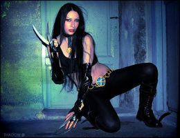 X-23 Laura Kinney cosplay 03 by Daelyth