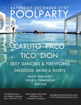 Saint Tropez Pool Party V.1 by AbstractMentality