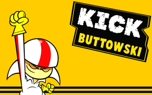 Kick Buttowski Wallpaper by Yuker