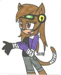 Carly the Cat in Sonic Boom by cmara