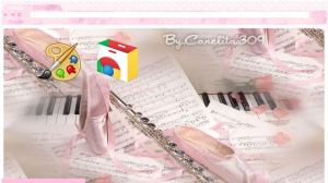 Theme Sweett Ballet by SriitaDeWatt