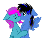 Silent x Comet by sharpster25