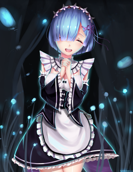 Rem by HimeBell