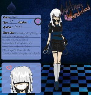 Efialtis application for Nightmare Wonderland