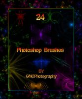 Background and Effect Brushes by GMCPhotography