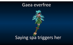 Gaea everfree fnaf world loading screen by pokekid333