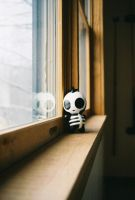 Spooky In the Window by EnerJax