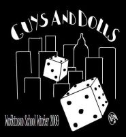 Guys And Dolls Watkinson Logo by LIV4TheObsession