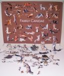 Family Canidae Poster + Goods by LastMorbidRose