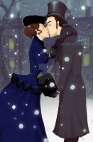 VictorianSherlolly-Snow by lexieken