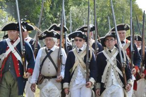 American Revolution- Drills by LethargicLink