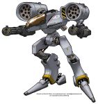 A-10 jet and mecha hybrid by Mecha-Zone