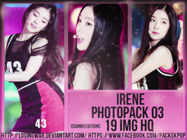 Irene (RED VELVET) - PHOTOPACK #3 by LosingWar