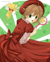 Card Captor Sakura by akome1206