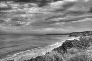 Newcastle Beach HDR 02 by Mike79Baker