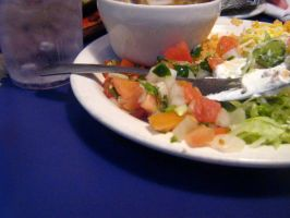 We Eat Mexican Food by anna-beth