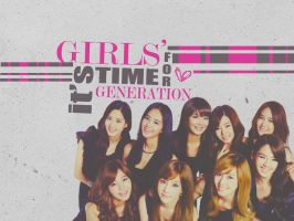 SNSD itstimeforgg by pinefir