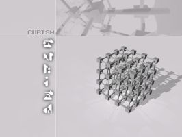 cubism by 16fingers