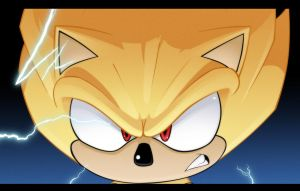Super Sonic by AlkalineAzel
