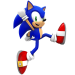 New Special Sonic Render by NIBROCrock