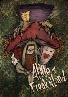 Alice in freak'nland by gerson-newone-s