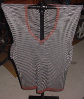 Chainmail Vest by Steellord