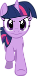 Twilight Sparkle vector 1 by AdvancedDefense