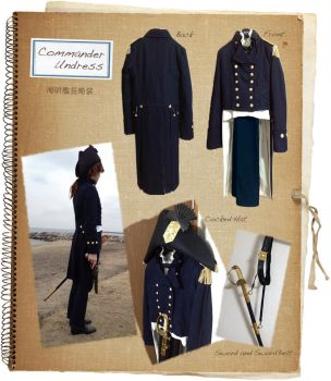 HORNBLOWER COSPLAY3 by 403shiomi