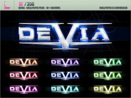 10 - DEVIA WALLPAPER PACK by Listoric