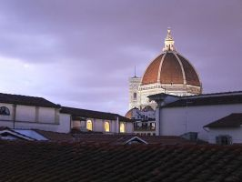 The roofs of Florence by seianti