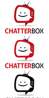 Chatter Box Logo by xstortionist