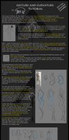 Gesture and Curvature Tutorial by Jejihu