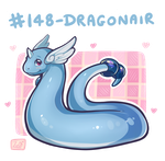 148 - Dragonair by Electrical-Socket